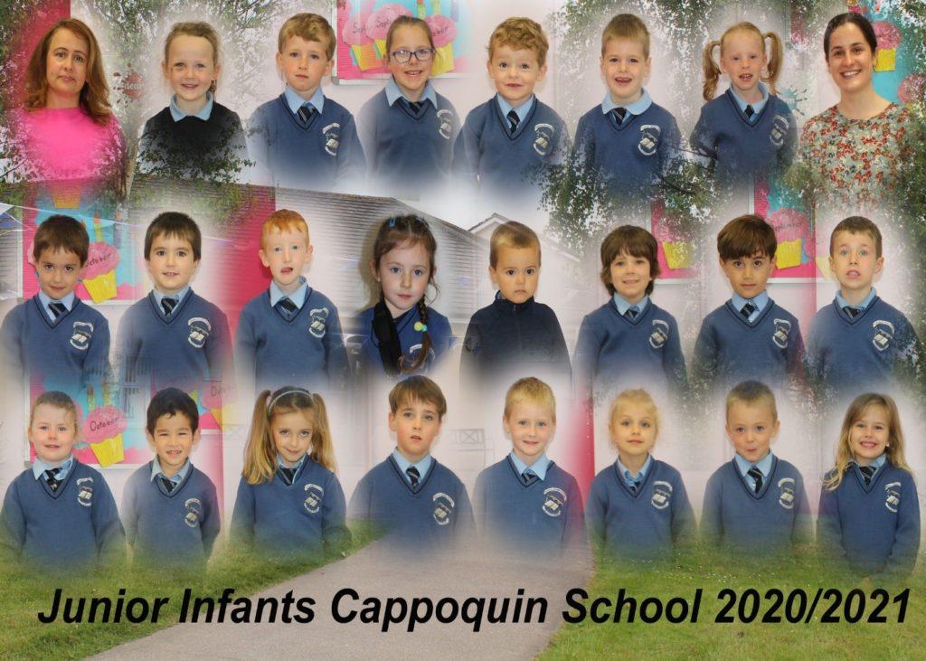 Junior Infants Class Photo