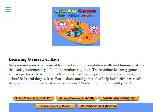 Learning Games Image