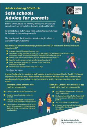 Safe School Advice PDF